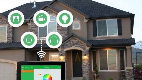 Ảnh: Nhà thông minh sẽ sớm dự đoán mọi hoạt động của bạn trong nhà