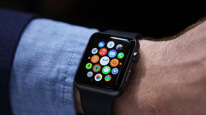 Đồng hồ thông minh đang chiếm lĩnh thị trường