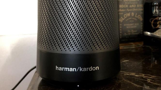 Loa thông minh Harman Kardon Invoke sẽ sớm nhận dạng được nhiều giọng nói. ẢNH: AFP