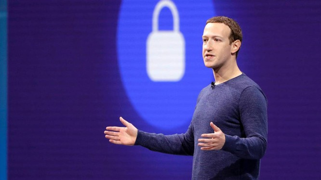 Ông Mark Zuckerberg, CEO của Facebook - Ảnh: AP