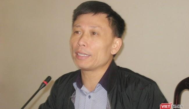 PGS TS Nguyễn Thành Lợi – Ủy viên Ban chấp hành Hội Nhà báo Việt Nam, Tổng biên tập Tạp chí Người Làm Báo