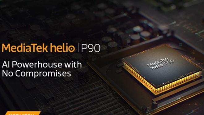 MediaTek ra mắt Helio P90, hướng đến điện thoại tầm trung. ẢNH CHỤP MÀN HÌNH PHONEARENA