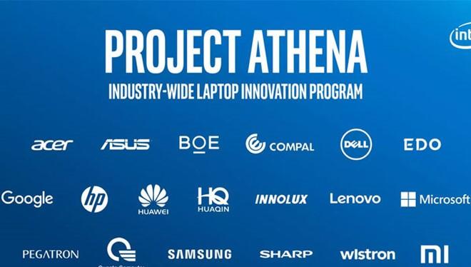 """Intel vừa đưa ra thông tin về """"Dự án Athena"""" tại triển lãm CES 2019."""