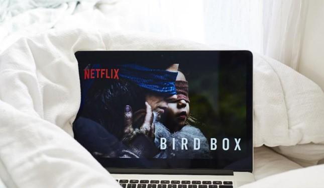 Dù doanh thu quý 4.2018 thấp hơn kì vọng, các nhà phân tích vẫn rất lạc quan về triển vọng của Netflix. Ảnh: Gabby Jones/Bloomberg 2019 Bloomberg Finance LP.