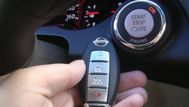 Các mẫu ô tô mới ngày nay về cơ bản đều dùng chìa khóa điện tử