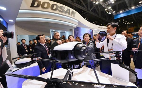 Thiết bị bay của Doosan