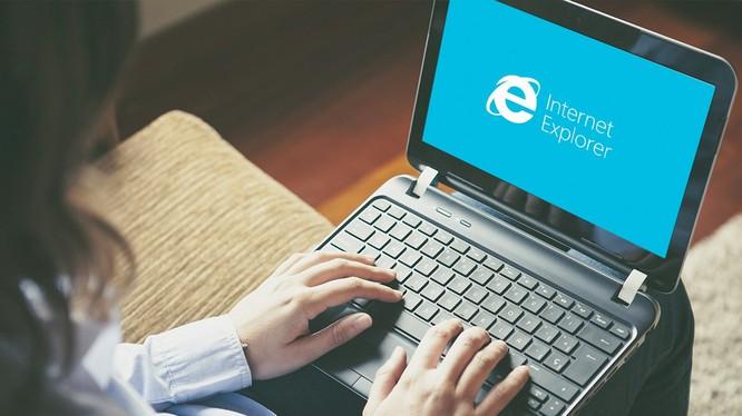 Không ít người vẫn trung thành với trình duyệt Internet Explore