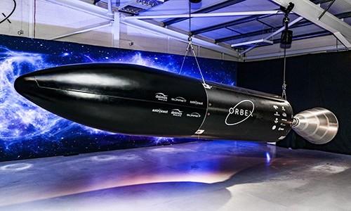Tên lửa Orbex Prime được trang bị động cơ in 3D lớn nhất thế giới. Ảnh: IFL Science.