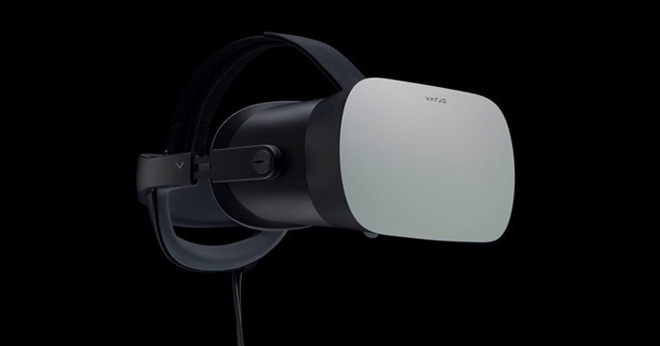 Bộ kính Varjo VR-1. ẢNH: VARJO