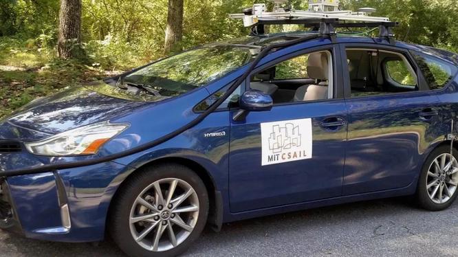 Loại cảm biến được kỳ vọng tạo ra đột phá đối với xe tự lái của MIT. Ảnh: MIT Tech.