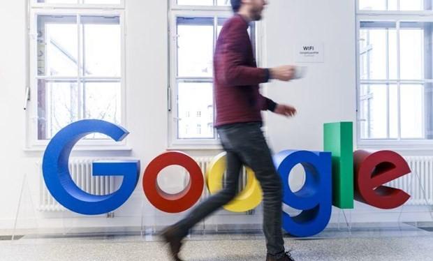 Google sẽ cấm quảng cáo chính trị trên nền tảng của mình. (Nguồn: Getty Images)