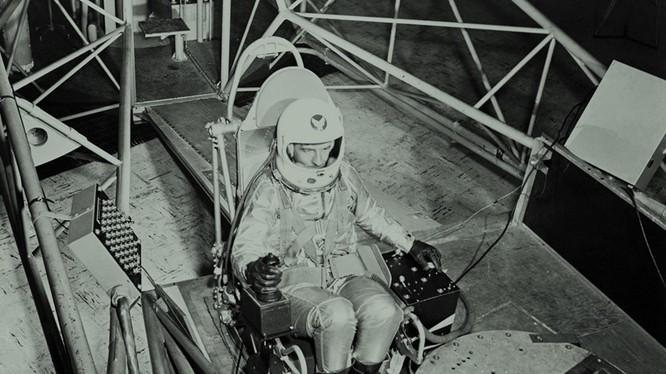 Một nhóm người khuyết tật từng được thử nghiệm để bay vào không gian. Ảnh: Getty.
