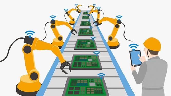 Muốn khắc phục nguy cơ của tự động hóa, không gì khác hơn là phải đầu tư cho vốn con người. Ảnh: Game-changer.net.