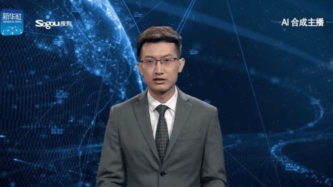 """""""MC AI đầu tiên trên thế giới"""" của Trung Quốc được đánh giá chỉ là trò giả mạo. Ảnh: TNW."""