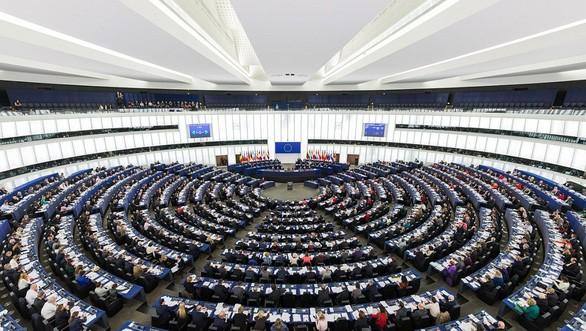 Nghị viện châu Âu (ảnh minh họa) - Ảnh: TECHNOLOGY REVIEW