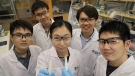Các nhà khoa học Singapore đã chế tạo thành công da điện tử