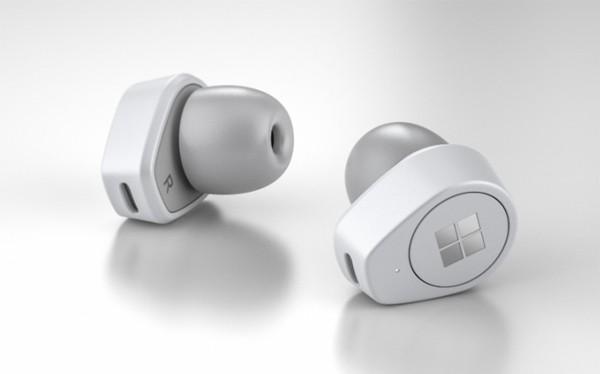 Bản vẽ concept mẫu tai nghe Surface Buds của Microsoft.