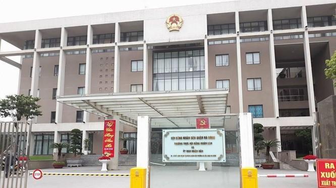 Quận Hà Đông từ khi được sáp nhập vào Hà Nội chưa hề được lãnh đạo Hội Tin học Viễn thông Hà Nội đến thăm chính thức. Ảnh: Báo Tài nguyên & Môi trường