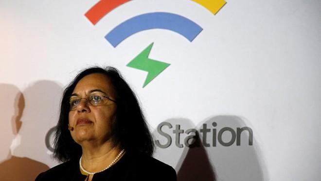 Google bắt đầu thử nghiệm dịch vụ Google Station tại Việt Nam.ẢNH: REUTERS