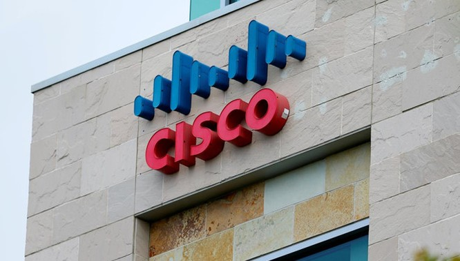 Cisco dã sẵn sàng cho chuẩn Wi-Fi 6. ẢNH: REUTERS
