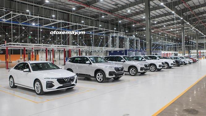 VinFast sẽ đồng loạt mang các mẫu xe của mình đi chạy thử nghiệm tại Việt Nam