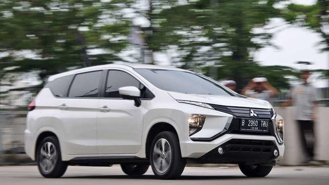 Xe đời Xpander của Mitsubishi