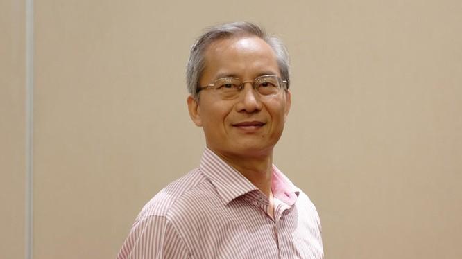 Ông Nguyễn Thanh Hưng - Chủ tịch Hiệp hội Thương mại Điện tử Việt Nam. Ảnh: NVCC