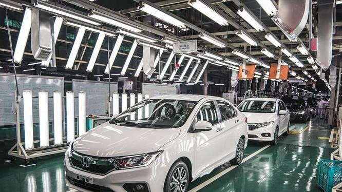 Dây chuyền sản xuất của HVN.