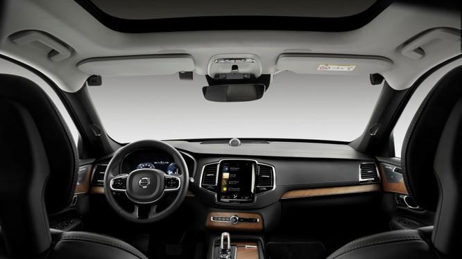 Xe Volvo sẽ có camera theo dõi lái xe