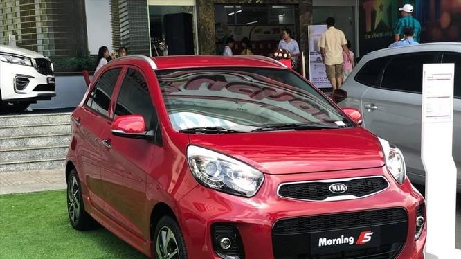 Các mẫu xe có kiểu dáng nhỏ gọn rất phù hợp với phố đông Việt Nam