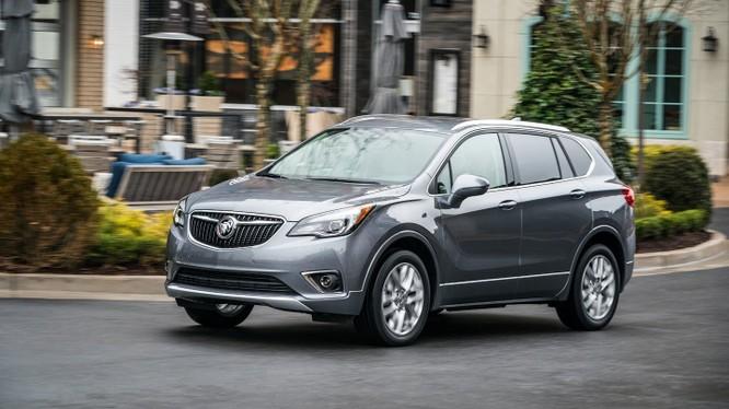 Dòng xe thể thao đa dụng (SUV) Buick Envision. Ảnh: thedrive.com