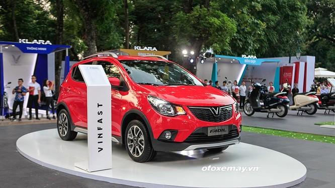 Vietnam Auto Expo 2019 sẽ là triển lãm trong nước đầu tiên mà VinFast tham dự