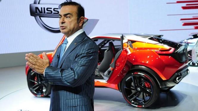 Cựu chủ tịch Nissan - Carlos Ghosn