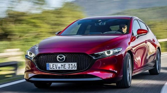 Số xe Mazda 3 thuộc diện triệu hồi lần này là 25.003 xe