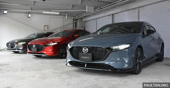 Ngoại hình Mazda 3 2019 đã có những bước thay đổi đáng kể so với thế hệ trước.