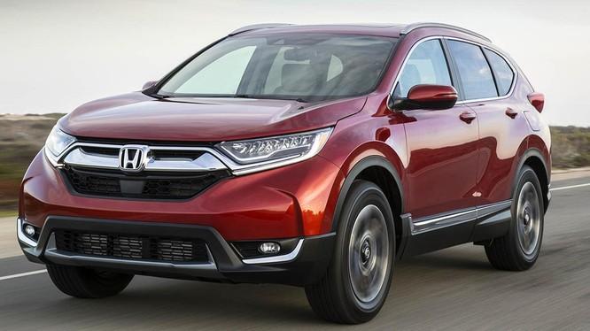 Mẫu xe CR-V của Honda