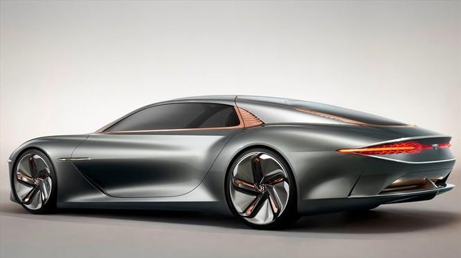 Bản thiết kế chiếc EXP 100 GT Concept của hãng Bentley. Ảnh: Carbuzz