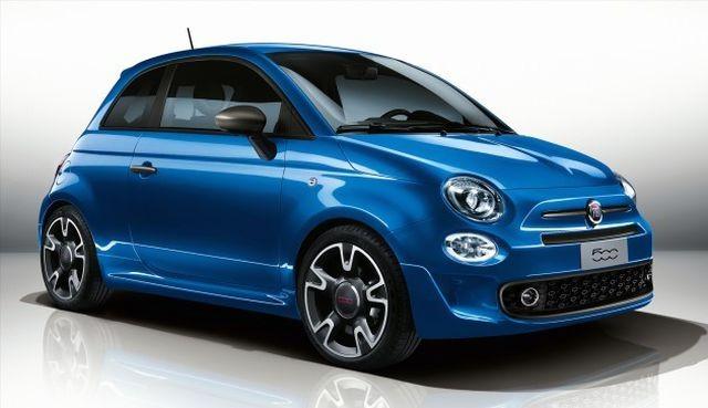 Mẫu xe Fiat 500 sẽ chạy điện hoàn toàn