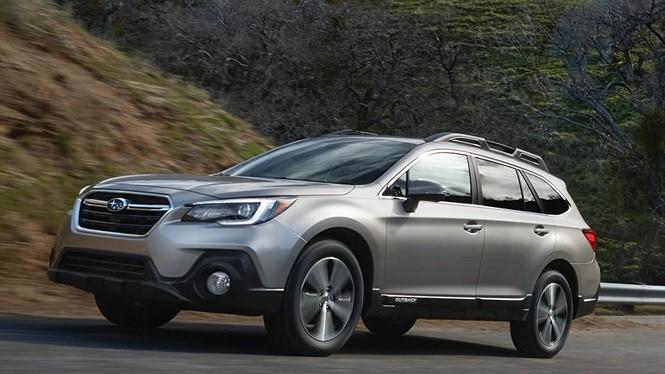 Subaru Outback 2019 bị lỗi mối hàn khung nguy hiểm.
