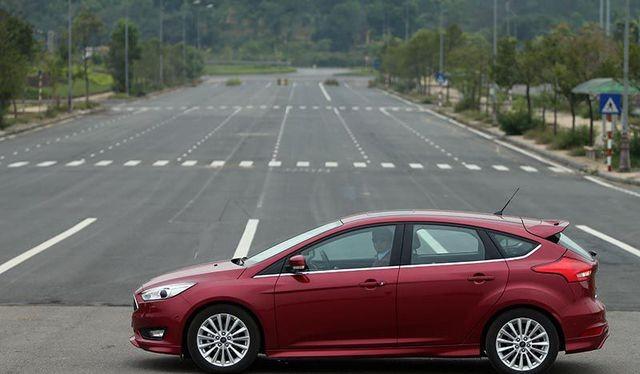 Hiện tại, các mẫu Ford Focus hatchback đã chính thức hết hàng, chỉ còn lại các mẫu sedan (1.5L Ecoboost) hiện vẫn còn tồn lại trên thị trường.