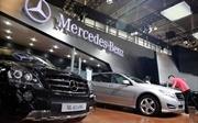 Mercedes phải thu hồi 302 xe đã bán ra tại Trung Quốc