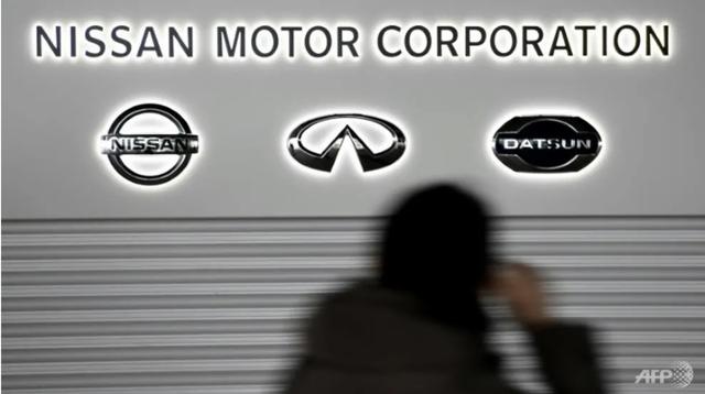 Các biểu tượng của Nissan