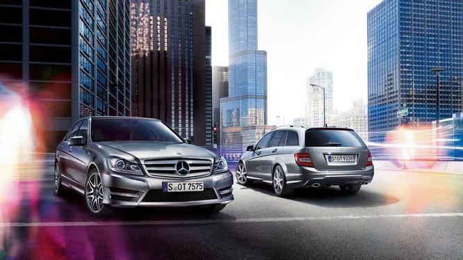 Mercedes là một thương hiệu của Daimler