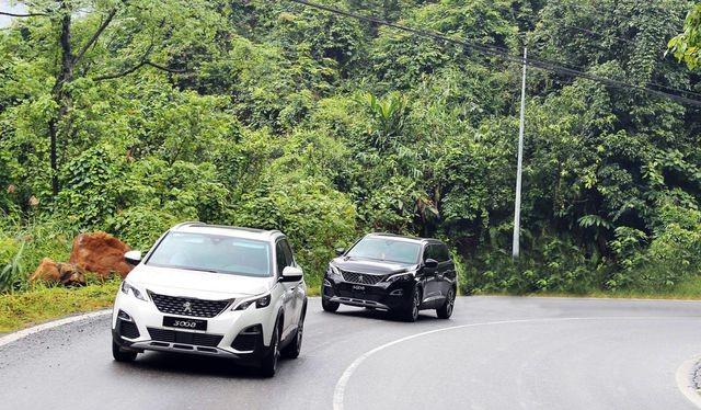 Hai mẫu Peugeot 3008 và 5008 đều được lắp ráp tại nhà máy của Thaco tại Quảng Nam.