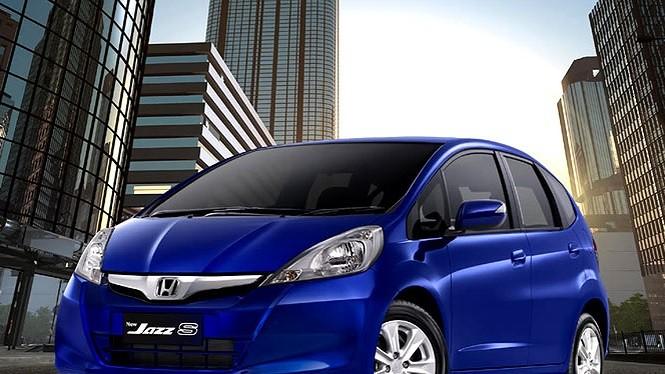 Mẫu xe Jazz của Honda