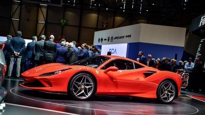 Mẫu xe SF90 của Ferrari. Ảnh: Autocar