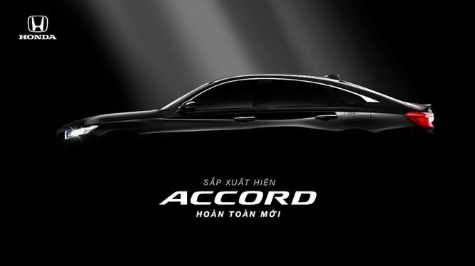 Tại Triển lãm Ô tô Việt Nam diễn ra vào Tháng 10/2019 tới đây, Honda Việt Nam sẽ ra mắt Honda Accord thế hệ thứ 10 hoàn toàn mới tại thị trường Việt Nam với các giá trị nổi bật, hứa hẹn sẽ là một mẫu xe đẳng cấp vượt.