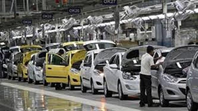 Thị trường ô tô Ấn Độ đang trên đà tuột dốc không phanh. Nguồn: Currentriggers