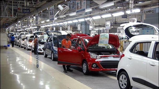 Nhiều nhà sản xuất ô tô Ấn Độ đã phải cắt giảm nhân lực nhằm giải quyết khủng hoảng. Nguồn: Team BHP.