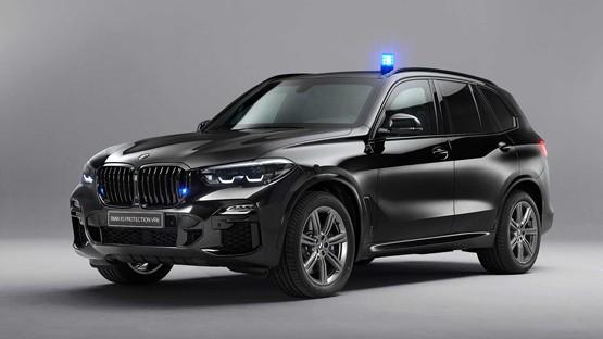 """Chiếc BMW đã được """"độ"""" để chống đạn AK-47"""